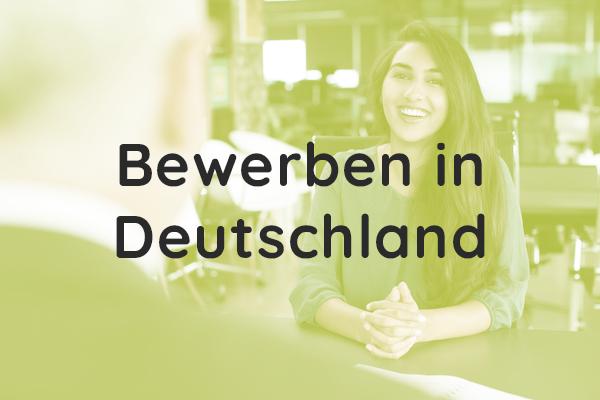 Bewerben in Deutschland